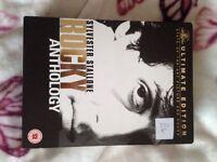 Rocky dvd set