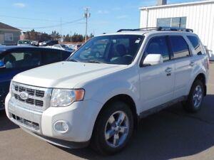 2012 Ford Escape Ltd 4WD