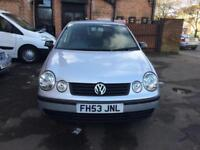 Volkswagen Polo 1.4TDI 2004 Twist