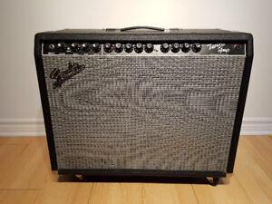 "Fender Twin Amp ""Lampes Neuves"""