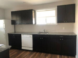 3 bedroom Main floor fully renovated Available Now!