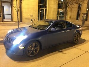 $10400 Infiniti G35 Coupe **Safetied**
