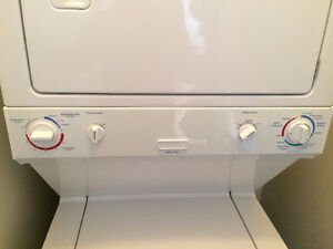 Stacked Washer/Dryer Combo