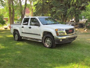 2007 GMC Canyon SLE Pickup Truck