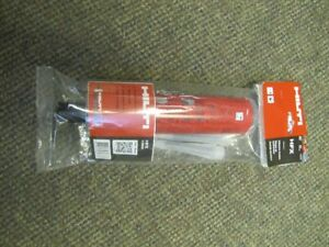 HILTI HFX Epoxy Adhesive in Caulking gun type tube 284266