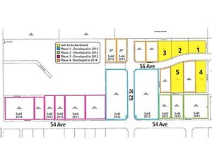 1.13± to 1.61± Title Acres - Unreserved Auction - Bonnyville, AB