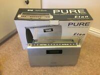 Pure Elan DAB radio
