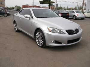 Lexus IS 250C 2dr Conv 2010