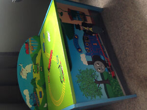 Thomas the Tank Engine toy chest