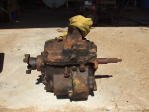 Transmission for 1951 GMC 3/4 ton truck