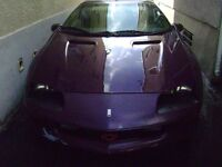 1995 CHEVY CAMARO Z28... PARTS ONLY