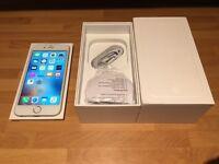 iPhone 6 - 16GB - Silver - EE/Virgin/T-Mobile