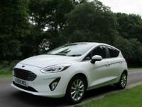 2020 Ford Fiesta 1.0T ECOBOOST TITANIUM (S/S) 5DR SAT NAV LANE DEPARTURE WARNI