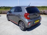 2017 Kia Picanto 1.25 MPi GT-LINE Manual Hatchback