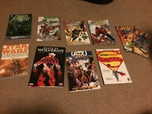 GREAT DEAL COMIC BOOKS, Marvel DC Star Wars