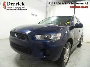 2013 Mitsubishi Outlander   Used 4WD SE Power Group A/C