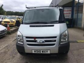 Ford Transit 2.2TDCi 115PS Low Roof 260 SWB Trend -2010 10-REG -10 MONTHS MOT
