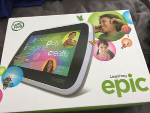 Leapfrog Epic Android Tablet NEW