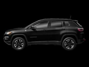 2018 Jeep Compass Trailhawk 4x4  - Leather Seats - $231.42 B/W