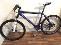 Diamondback Large Aluminium Frame Mountain Bike