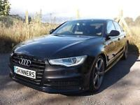 Audi A6 TDi Quattro S Line Black Edition DIESEL AUTOMATIC 2014/64