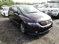 2005 Honda Odyssey 2.4 i Auto Absolute 7 Seater MPV (P56)