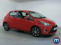 2019 Toyota Yaris 1.5 VVT-i Icon Tech 5dr Hatchback Petrol Manual