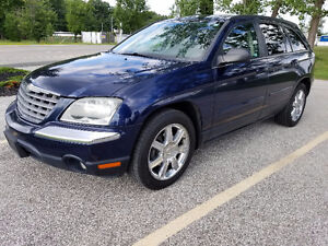 2005 Chrysler Pacifica Touring DVD 6 Passingers