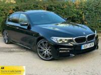 BMW 5 SERIES 540i 3.0 xDRIVE M SPORT AUTO ( 335bhp ) 4dr + HUGE SPEC + 2017