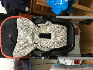 Baby high chair evenflow