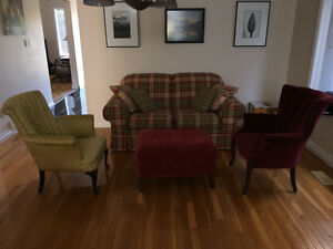REDUCED FOR QUICK SALE! living room suite