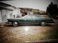 1977 Mercury Grand Marquis - Excellent condition