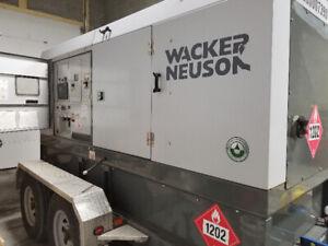 Wacker Neuson G180 Generator