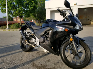 Honda CBR500 R