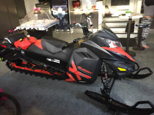 2014 Ski-doo Summit 154 X