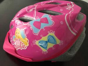 Casque à vélo Barbie en excellent état