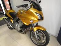 2008 HONDA CBF1000 SUPERB EXAMPLE WITH COLOUR MATCHED HUGGER AND SEAT COWL