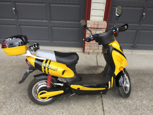 "Kaishan K500WS ""Electric Scooter"""