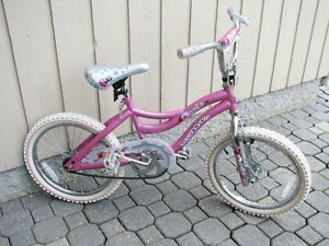 Girls Supercycle Bike - 18 Inch wheels