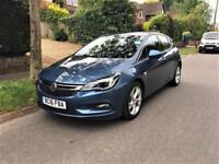 2016 Vauxhall Astra 1.6CDTi ( 136ps ) ( s/s ) SRi Nav 62,000 Miles