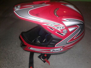 Fuel MX4 off road helmet(XL)