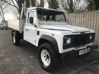 2006 06 Land Rover Defender 2.5 TD5 TIPPER 4X4 130 BHP 29.1 MPG PX