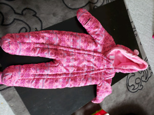 Brand New Condition Size 6-12 Months Winter Suit