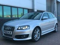 Audi S3 2.0T FSI Sportback 2010MY quattro PAN ROOF - ONLY 45,000 MILES