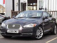 2008 Jaguar XF 2.7 TD Premium Luxury 4dr 4 door Saloon