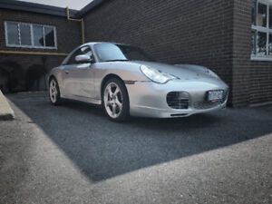 Mint!!! 2004 carrera C4S 50kms with hard top