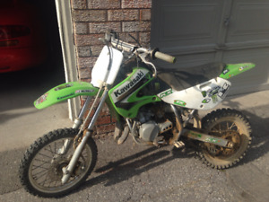 KX65 2003 ready to ride mint condition