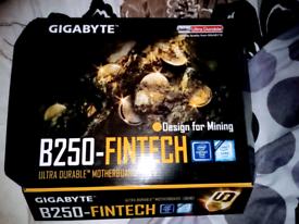 Gigabyte B250 Fintech Motherboard