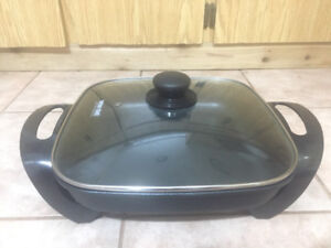 Better Chef Non Stick Electric Skillet
