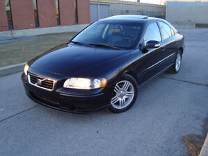 2008 VOLVO S60 2.5L TURBO AWD AUTO ''GST INCLUDED''